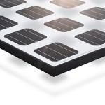Module PV Bisol Lumina - technologie cristalline - biverre