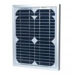 Module ET Solar ET-53610 10Wc 36 cellules monocristallines 5 pouces