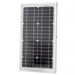 Module ET Solar ET-M53620ED 20Wc 36 cellules monocristallines 5 pouces