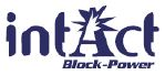 INTACT Block Power logo