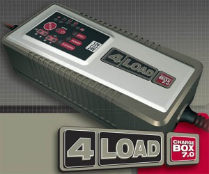 Chargeur de batteries 4LOAD 7A (12V-7A)