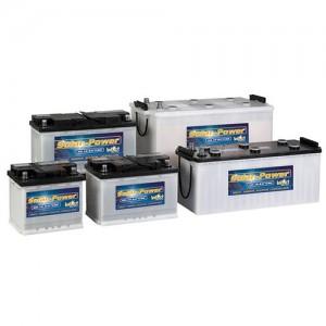 Gammes batteries plomb ouvertes monobloc 12V - INTACT Solar Power - 12V / 55 à 250Ah, 6V / 280Ah
