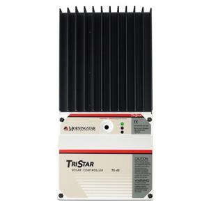 Régulateur solaire de charge décharge MORNINGSTAR TriStar - 12/24/48V - 45 & 60A