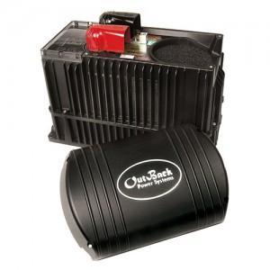 Convertisseur-onduleur-chargeurs OUTBACK VFX - 230V-50hz - 12V (VFX2612E), 24V (VFX3024E et 48V (VFX3048E) - 2600VA et 3000VA