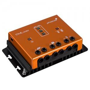 Régulateur solaire de charge décharge PHOCOS CMLsolid - 12/24V - 30A