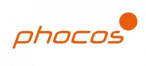 Logo PHOCOS, fabricant allemand de produits électricité renouvelable