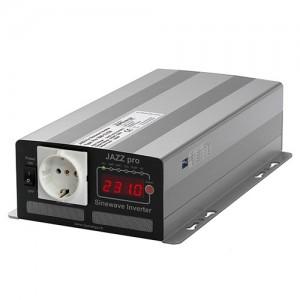 Convertisseur-onduleurs pur sinus RIP ENERGY Jazz Pro 700-12 (12V-700W), Jazz Pro 700-24 (24V-700W), Jazz Pro 700-48 (48V-700W), Jazz Pro 1000-12 (12V-1000W), Jazz Pro 1000-24 (24V-1000W) et Jazz Pro 1000-48 (48V-1000W)