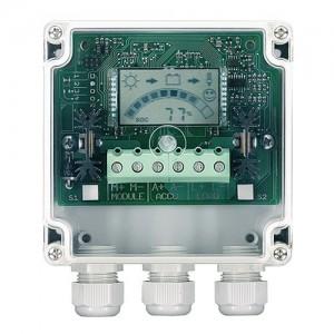 Régulateur solaire de charge décharge avec afficheur LCD STECA PR2020IP65 - 12/24V - 20A - IP65