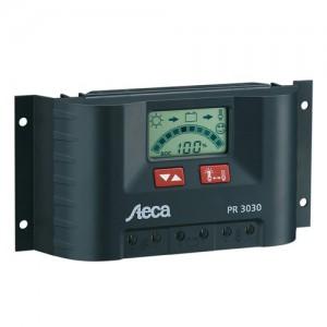 Régulateur solaire de charge décharge avec afficheur LCD STECA PR3030 - 12/24V - 30A
