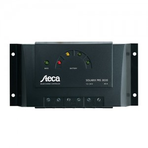 Régulateur solaire de charge décharge STECA PRS - 12/24V - 10, 15, 20 & 30A