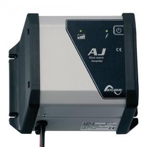 Convertisseur-onduleurs pur sinus STUDER Joker AJ - 12V-200VA (AJ275-12), 24V-300VA (AJ350-24) et 48V-300VA (AJ400-48)