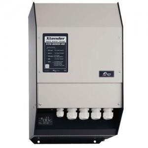 Convertisseur-onduleur-chargeurs STUDER Xtender - 12V-2500VA (XTH 3000-12), 24V-4500VA (XTH 5000-24), 48V-5000VA (XTH 6000-48) et 48V-7000VA (XTH 8000-48)