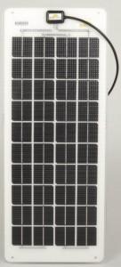 Panneau semi-rigide Sunware SW-3062 - technologie cristalline - 18Wc - 12V