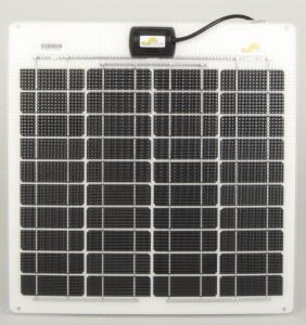 Panneau semi-rigide Sunware SW-3063 - technologie cristalline - 24Wc - 12V