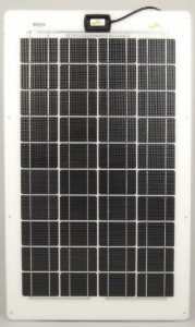 Panneau semi-rigide Sunware SW-3065 - technologie cristalline - 48Wc - 12V