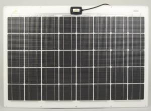 Panneau semi-rigide Sunware SW-3066 - technologie cristalline - 70Wc - 12V