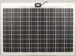 Panneau semi-rigide Sunware SW-3266 - technologie cristalline - 70Wc - 24V