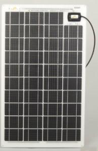 Panneau semi-rigide Sunware SW-5065 - technologie cristalline - 48Wc - 12V