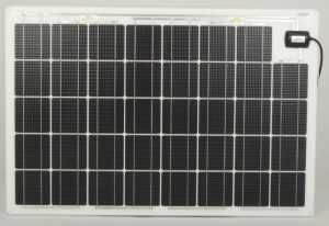 Panneau semi-rigide Sunware SW-5066 - technologie cristalline - 70Wc - 12V