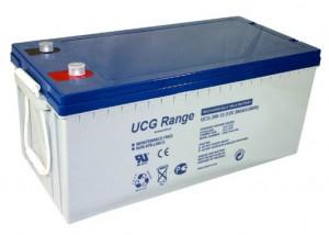 Batterie plomb scellée à électrolyte gelifié ULTRACELL UCG200-12 - 12V - 200Ah