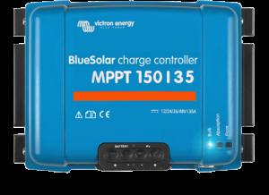 Régulateur solaire de charge décharge MPPT avec afficheur LCD VICTRON BlueSolar MPPT 150/35 - 12/24/48V - 35A