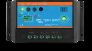 Régulateur solaire VICTRON BlueSolar PWM - 12/24V - 10A