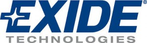 Logo EXIDE Technologies, leadr mondial de fabrication de batteries