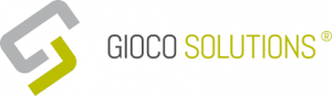 Logo GIOCO SOLUTIONS, fabricant italien de modules photovoltaïques semi rigides en technologie back-contact