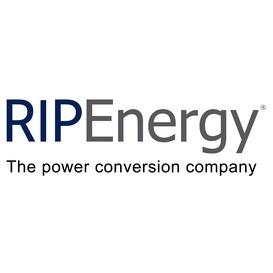 Logo RIP ENERGY, fabricant cino-helvête d'électronique de conversion solaire