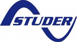 Logo STUDER, fabricant suisse de produits électroniques pour le solaire
