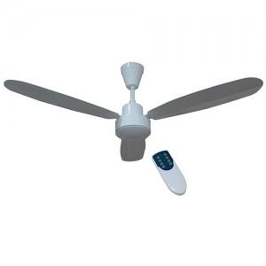 Ventilateur Cool Breeze RC 12 - 12Vdc - 3 pales - 6 vitesses - 1.8-14.16W - 50-239tr/min - avec télécommande