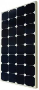 Module photovoltaïque JIAWEI JW-S100 - cellules mono backcontact (SunPower) - 12V - 100Wc