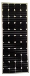 Module photovoltaïque JIAWEI JW-S120 - cellules mono backcontact (SunPower) - 12V - 120Wc