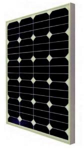 Module photovoltaïque JIAWEI JW-S60 - cellules mono backcontact (SunPower) - 12V - 60Wc