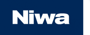 Logo NIWA fabricant de télévisions DC et de petit matériel solaire