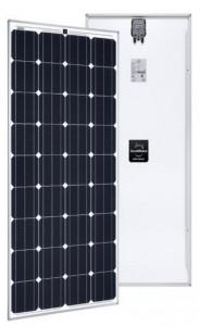 Module photovoltaïque SOLARWORLD SW150monoR6A - 36 cellules monocristallines - 12V - 150Wc