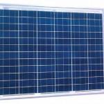 Module photovoltaïque SOLARWORLD SW DB 100 poly RGP - cellules polycristallines - 24V - 100Wc