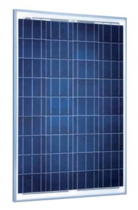 Module photovoltaïque SOLARWORLD SW DB 100 poly RIB - cellules polycristallines - 12V - 100Wc