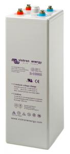 Batteries OPzV (scellée à électrolyte gélifié et à électrode positive tubulaire) - 2V - 600 à 3000Ah (C10)