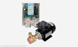 Pompe de surface LORENTZ PS150 BOOST - 150m de HMT - jusqu'à 1.3m³/h
