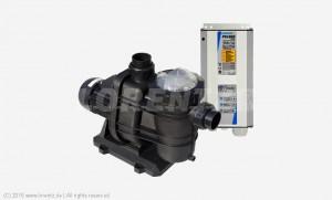 Pompe solaire centrifuge pour piscine LORENTZ PS1800 CS-37-1 - HMT jusqu'à 14m - débit jusqu'à 36m³/h