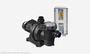 Pompe solaire centrifuge pour piscine LORENTZ PS600 CS-17-1 - HMT jusqu'à 12m - débit jusqu'à 19m³/h