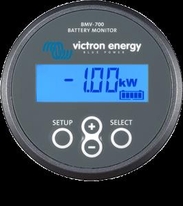 Afficheur de batterie VICTRON BMV-700, BMV-702 & BMV-700HS