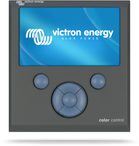 Afficheur système VICTRON Color Control