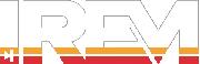 Logo IREM, fabricant italien de turbines hydrauliques
