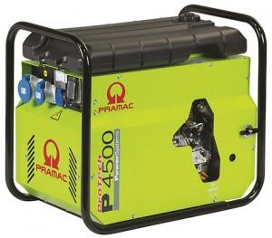 Groupe électrogène PRAMAC P4500
