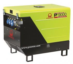 Groupe électrogène PRAMAC P9000
