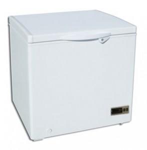 Réfrigérateur ou conservateur ou congélateur bahut 150L solaire - 12/24Vdc auto - thermostat électronique