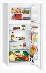 Réfrigérateur (155litres) + freezer (45litres) table top - double porte
