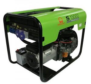 Groupe électrogène PRAMAC S15000